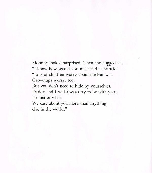 Mommy explained