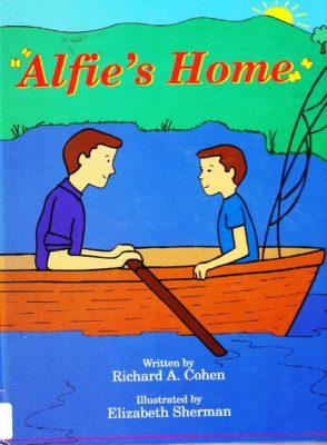 Alfie's home cover