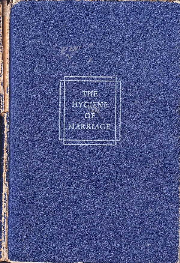 Marriage Hygiene - cover