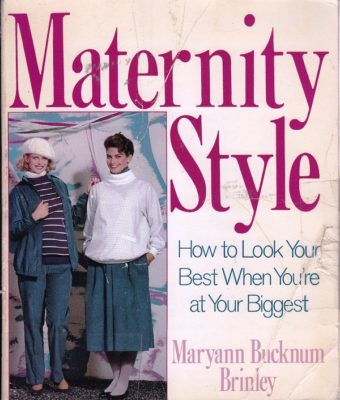 Maternity Style cover