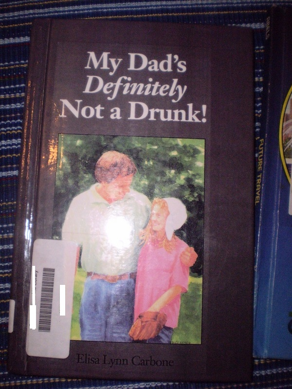 Dads Not a Drunk cover