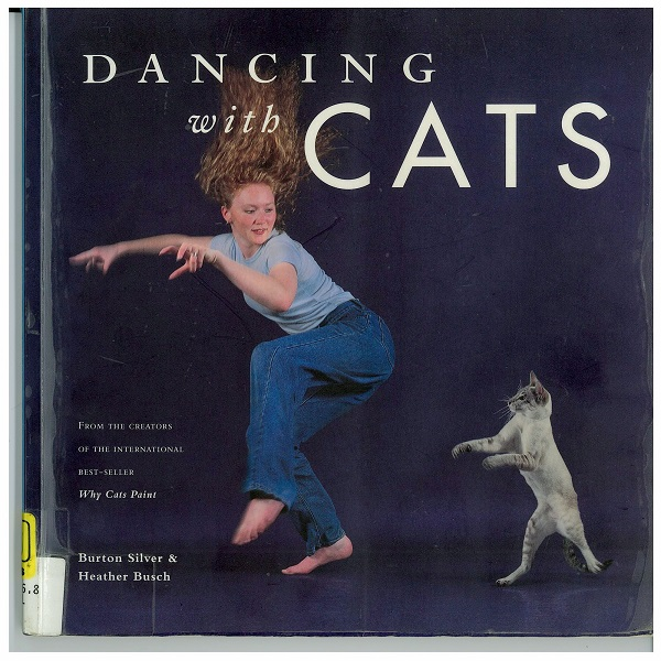 Dancing with Cats cover