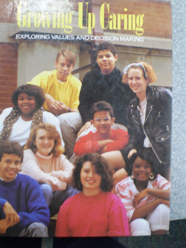 Growing Up Caring cover