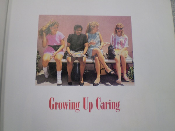 growing up caring back cover