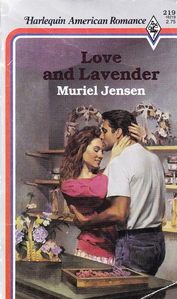 Love and Lavender cover