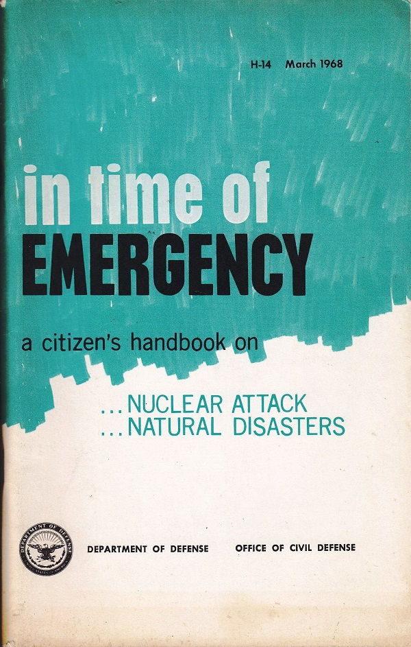Nuclear Emergency - cover