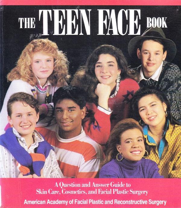 Teen Face Book cover