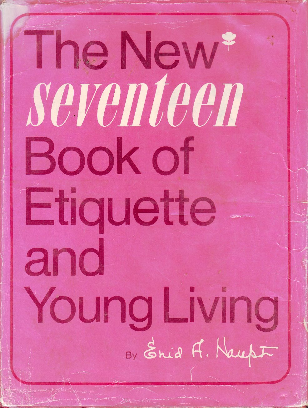 book of etiquette and young living
