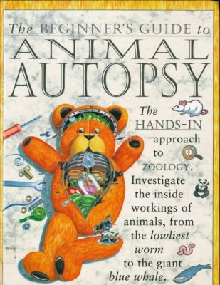Animal Autopsy cover