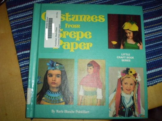 Costumes from Crepe Paper cover