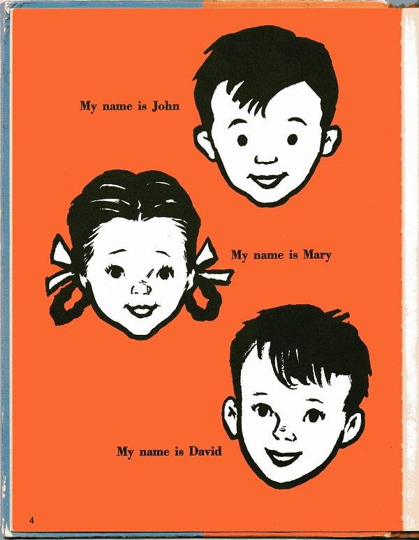 John Mary and David
