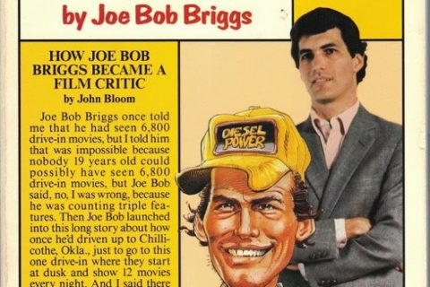 Joe Bob Goes to the Drive-In cover