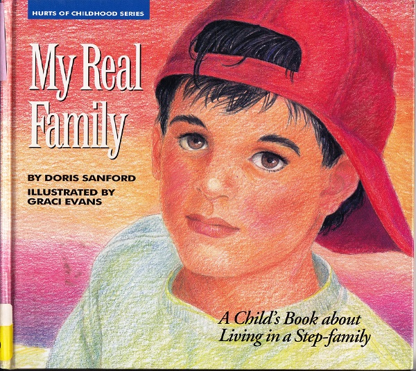 My Real Family cover