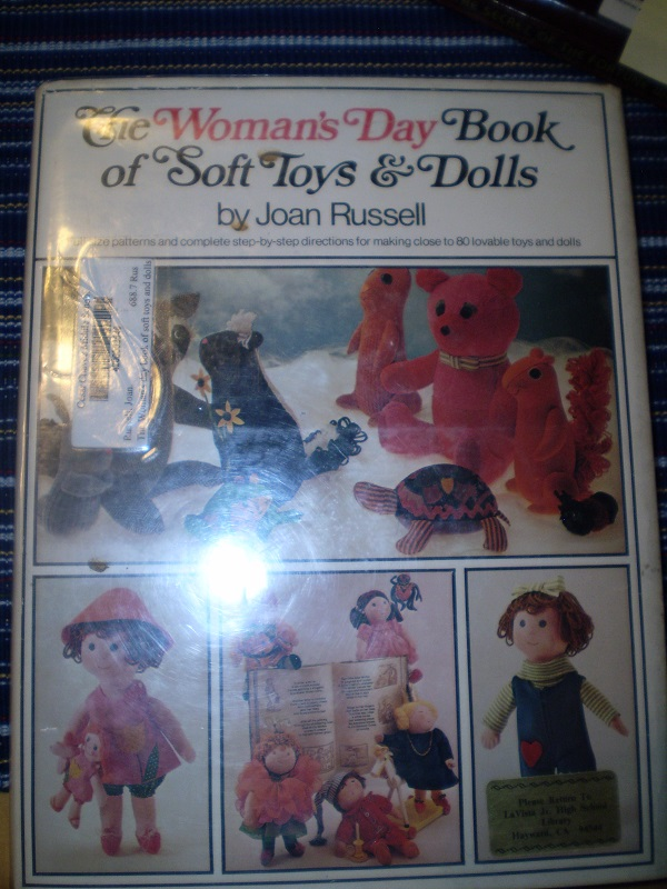 Soft Toys & Dolls cover