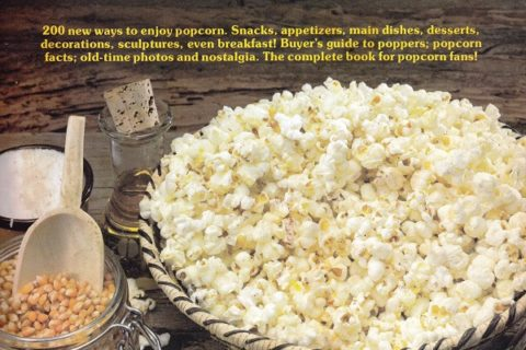 Popcorn Cookery cover