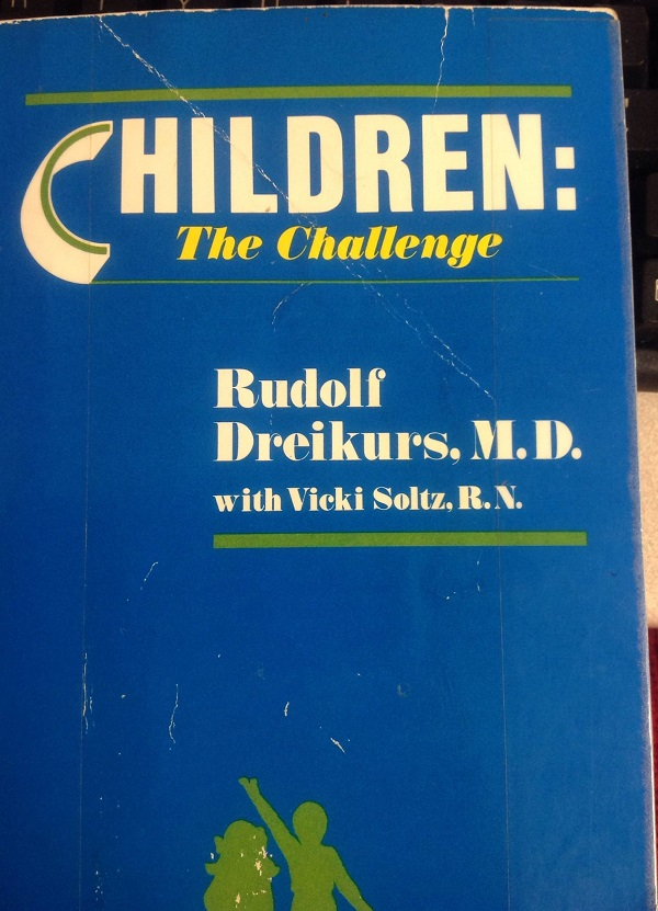 Children the Challenge cover