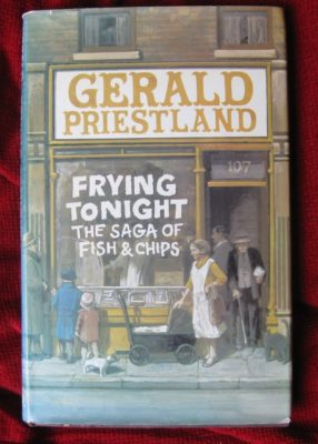Frying Tonight cover