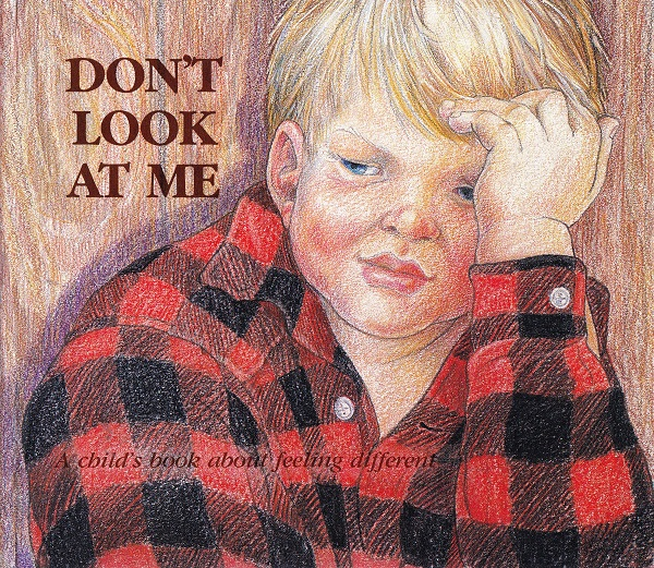 Don't Look at Me cover