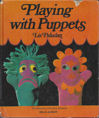 Playing with Puppets cover