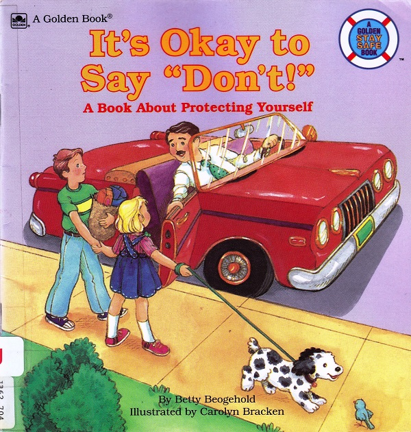 It's Okay to Say Don't
