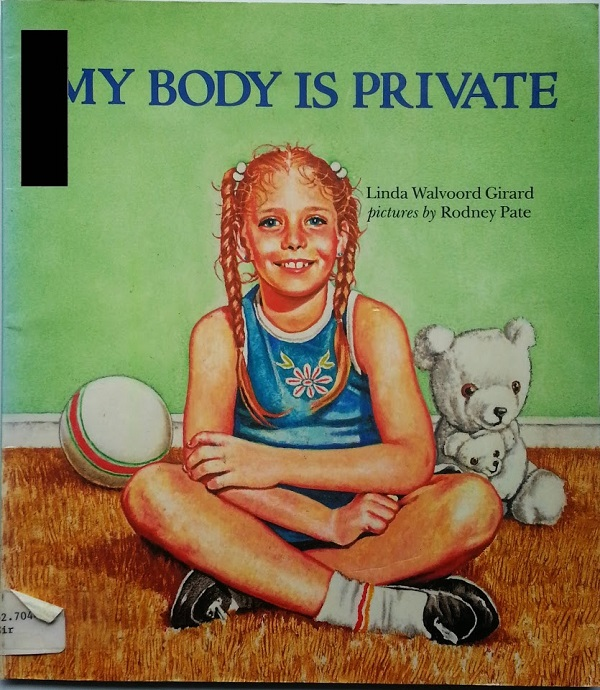 My Body is Private cover