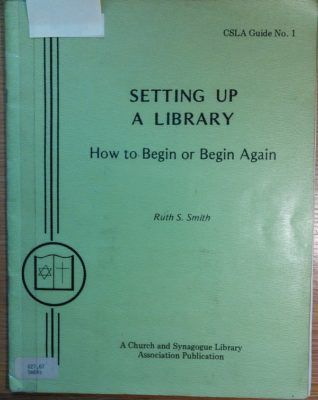 Setting up a library