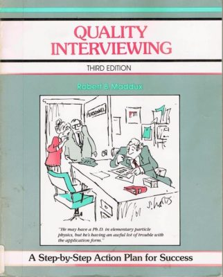 Quality Interviewing cover