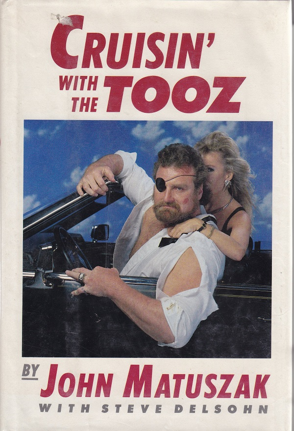 Cruzin with the Tooz cover