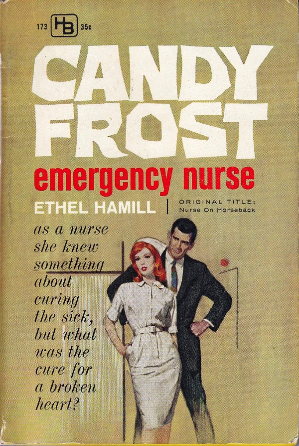 Candy Frost Emergency Nurse - Cover