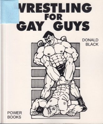 Wrestling for Gay Guys cover