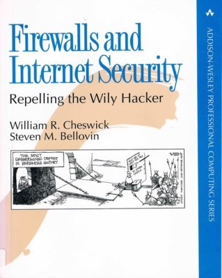 firewalls and internet security front cover