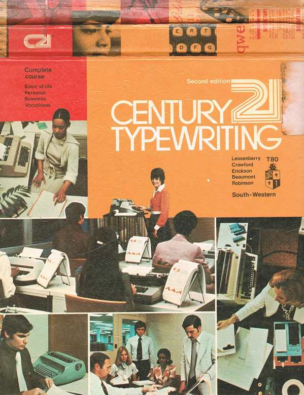 typing textbook