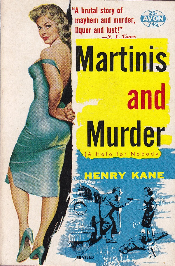 Martinis and Murder cover