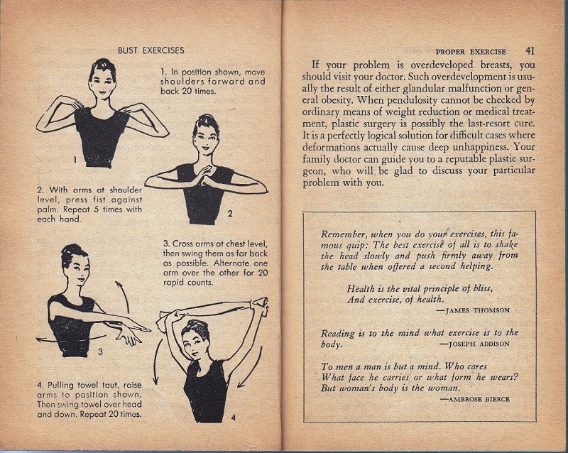 bust exercises