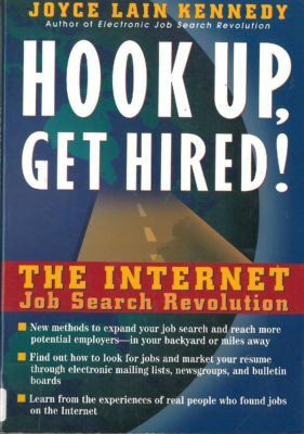 Hook Up, Get Hired cover