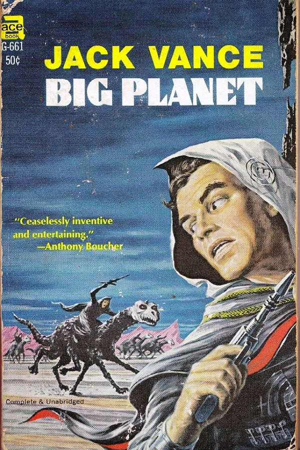 Big Planet cover