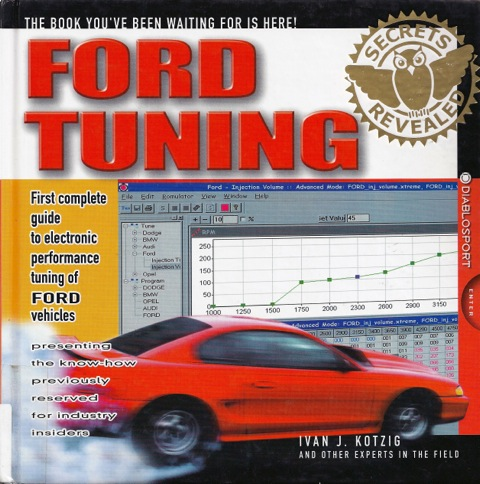 Ford Tuning cover