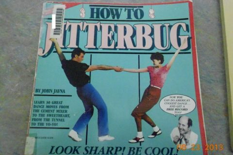 How to Jitterbug cover
