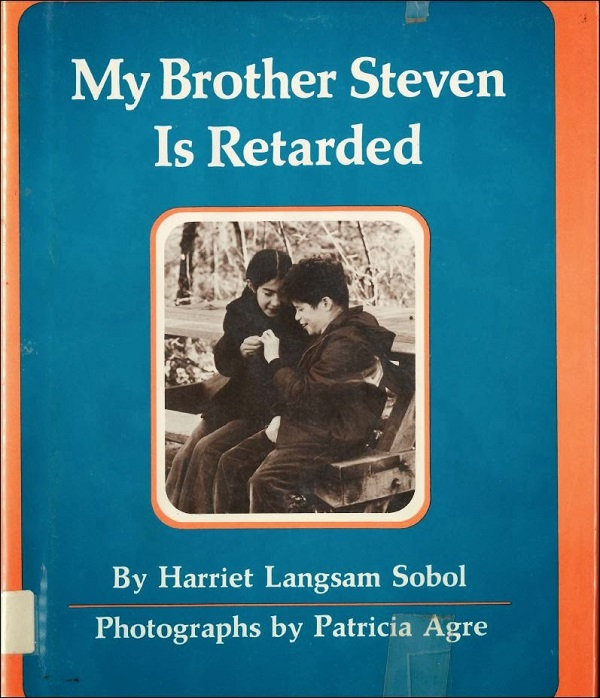 My brother stephen is retarded cover