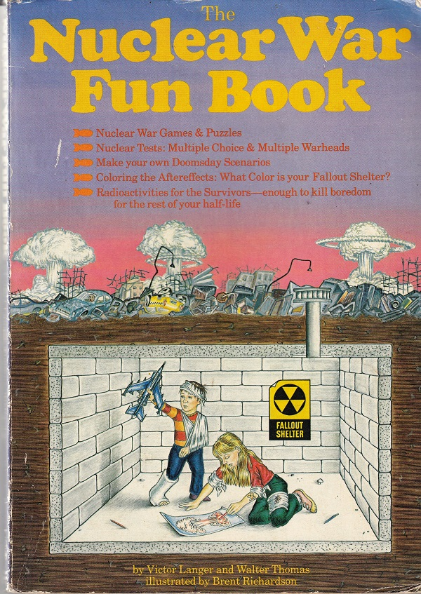 Nuclear War Fun Book cover
