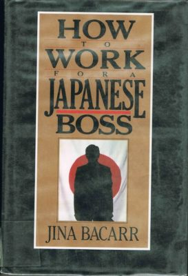 How to Work for a Japanese Boss cover