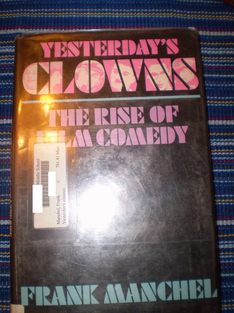 Yesterday's Clowns cover