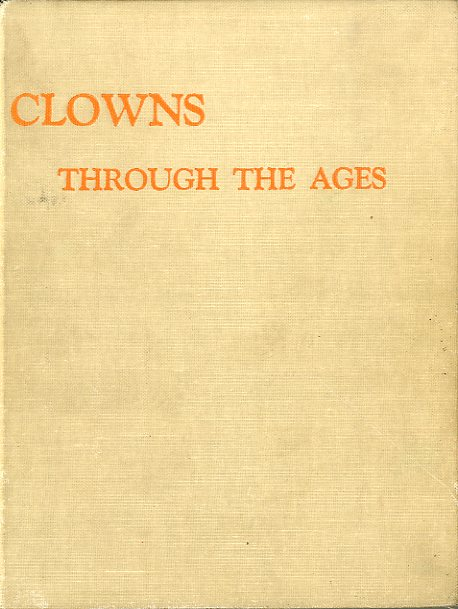 Clowns through the ages cover