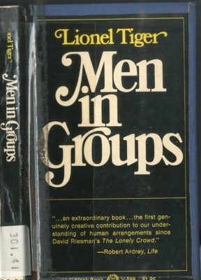 Men in Groups cover