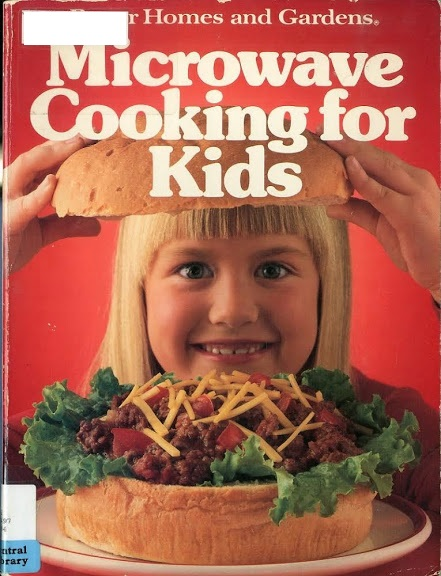 Microwave Cooking for Kids cover