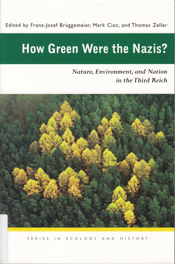 How Green were the Nazis cover
