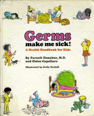 Germs make me sick cover