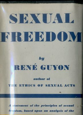 Sexual Freedom cover