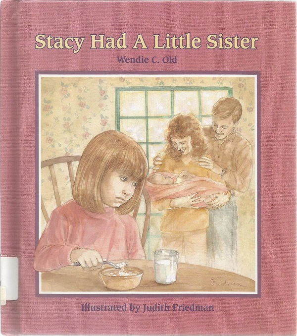 Stacy Had a little sister