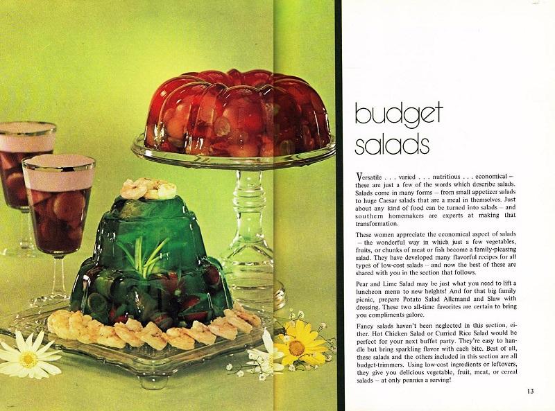 budget salads